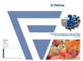 Flottweg - Model BFRU 500 - Belt Presses and Systems - Brochure