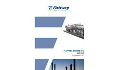 Flottweg Systems in Containers and on Platforms - Brochure