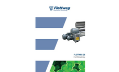 Flottweg Centrifuges for Efficient Algae Harvesting - Applications Note