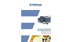 Flottweg Centrifuge Technology for the Extraction of Avocado Oil - Applications Note
