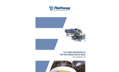 Flottweg Separation Technology for the Production of Instant Coffee - Applications Note