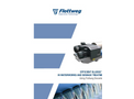 Efficient Sludge Treatment in Waterworks and Sewage Treatment Plants - Applications Note