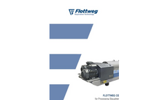 Flottweg Centrifuges for Processing Slaughter By-Products - Applications Note