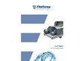 Flottweg Decanters for Processing Waterworks Sludge - Applications Note