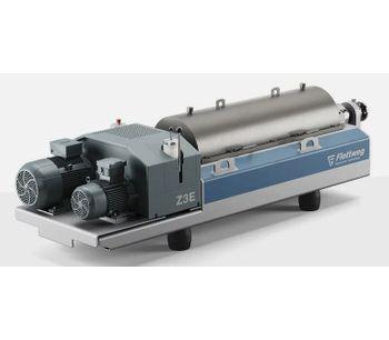 Flottweg - Model Z Series - Decanter Centrifuge
