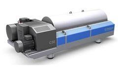 Flottweg - Model C Series - Decanter Centrifuges for Wastewater and Sewage Sludge