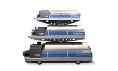 Flottweg - Model C-Series - Decanter Centrifuges for Dewatering (HTS) and Thickening (OSE) of Sludges