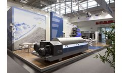 Flottweg C-Serie - C7E Decanter Centrifuge