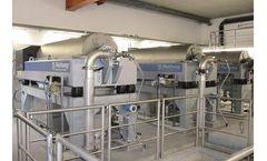 Flottweg - Model OSE - Decanter Centrifuge for Thickening of Sewage Sludge