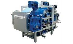 Flottweg - Belt Presses And Systems For Juice Manufacture