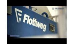 Highest Dry Matter Content for Sewage Sludge Dewatering - Video