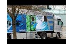 Load it up and truck it – The Flottweg Test Unit (Part 1/2) - Video