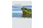 Environment- Brochure