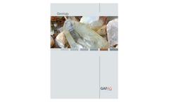 Geology- Brochure