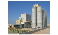 Industrial waste solutions for compound feed industry