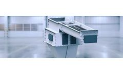 AMANDUS KAHL - Model Type WZ - Continuous Cellular Wheel Weighers with Wlectronic Weighing System