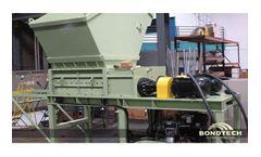 Bondtech - Shredding Systems For Waste Management