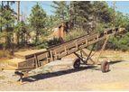 Screen USA - Model CS-2430 - Radial Stacking Conveyor
