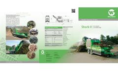 Shark II - Model EP 5500 - Shredder Brochure