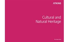 Cultural and Natural Heritage Brochure