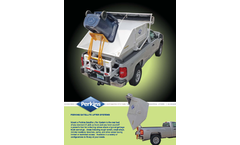 Perkins - Model SAT6 - 3 Yard Satellite Collection Unit Brochure