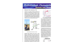 Hydraulic Pulse Interference Test Brochure