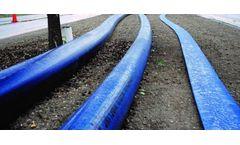 Super Aquaduct - Flexible Layflat Pipeline