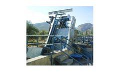 Arges - Self Climbing Mechanical Screen