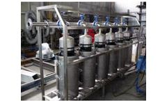 Arges - Water Treatment Package Plants