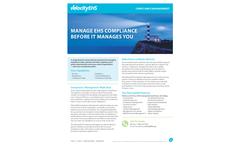 Compliance Management Software Brochure