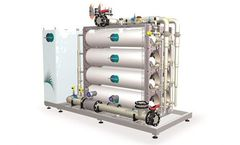 Continuous ElectroDeionization Technology (CEDI)