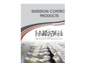 Catalytic - Emission Control - Brochure