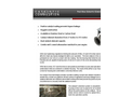 Model FSC Series - Face Seal Catalytic Converters and Combos - Brochure