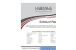 Exhaust Products - Brochure