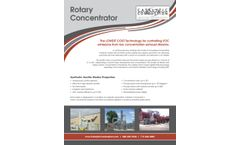 Rotary Concentrators Systems - Brochure