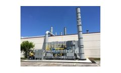 Thermal Oxidizers/ Regenerative Thermal Oxidizers (RTO) System