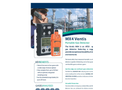 ISC Ventis - MX4 - Portable Multi-Gas Detector Datasheet