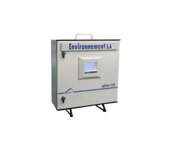a1-cbiss - Model MIR-9000-CLD - Multi-Gas Continuous Emissions Monitoring System