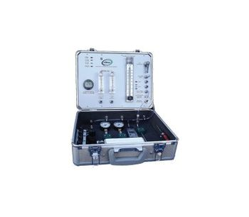 a1-cbiss - Model AIRQUAL-1 - Breathing Air Quality Test Kit