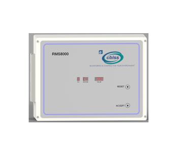 a1-cbiss - Model RMS8000 - Refrigerant Gas Leak Detection System