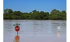 Water Data Management Solution for Flood Forecasting and Warning
