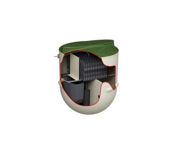 ClearWater - Model E-range - Sewage Treatment Systems