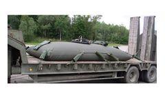 Muststore - Model T - Transport Flexible Tanks