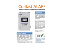 ALARM - On-Line Microbial Water Analysis System Brochure