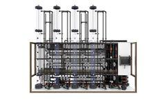 Intuitech - Standard Granular Media Filtration Pilot Plants