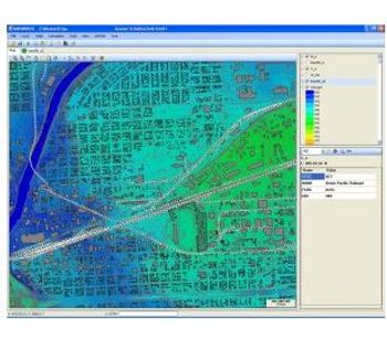 Mapandgis - Air Pollution and Noise Data Management Software