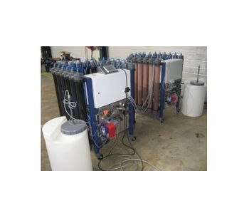 Industrial water demineralisation - Water and Wastewater - Water Treatment