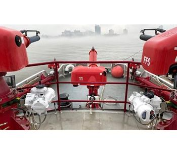 Rotork works with New York City Fire Department to keep the city safe