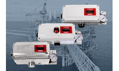 New enhanced digital smart positioner available from Rotork