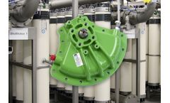 K-TORK pneumatic actuators used in biggest planned ultrafiltration retrofit in US history